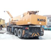 Buy cheap 40ton original Japanese used KATO mobile crane (NK400E) from wholesalers