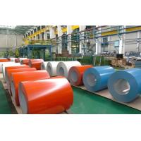 Buy cheap Color Coated Galvanized Steel Coil / PPGI Roofing Sheet For Building Material from wholesalers