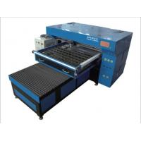 Buy cheap Die Board Maker Laser Cutting Machine With Pneumatic Splint And Upper Plate product