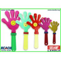 Buy cheap PP Purple Toys Noise Maker Handclapper Licensed Sports Merchandise For Sports Event from wholesalers