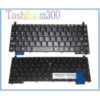 Buy cheap Toshiba Keyboard m300 Arabic Keyboard Black Keyboards New Keyboard Replace from wholesalers