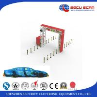 Buy cheap Small X Ray Scanning Machine Vehicle Scanner For Car / Medium Vans / Truck Inspection from wholesalers
