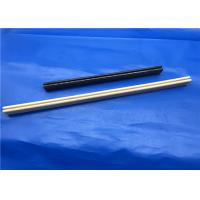 Buy cheap White Silicone Nitride Alumina Ceramic Parts / Ceramic Guide Strip for Printing Industry from wholesalers