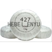 Buy cheap disposable pleated wrapped hotel soap from wholesalers