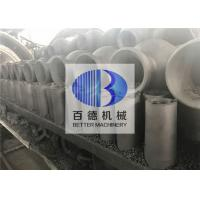 Buy cheap Reaction Sintered Silicon Carbide Burner Nozzle , Sic Tube For Flame Tube from wholesalers