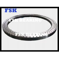 Buy cheap Large Diameter 2787/2760 Internal Gear Slewing Bearing 2760mm × 3180mm × 144mm from wholesalers