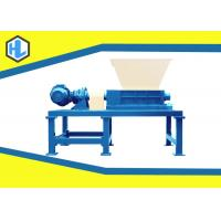 Buy cheap 90kw Drive Power Household Waste Shredder Machine With 1200 Plus 900mm Cutting Chamber from wholesalers