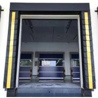 Buy cheap Foam Pad Sponge Loading Dock Seals And Shelters High Density dust proof from wholesalers