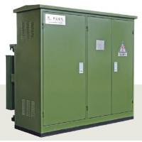 China Pad Mounted Electrical Power Transformer S11 Series Spiral Core Transformer on sale