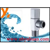 Buy cheap sanitary quarter turn angle valve from wholesalers