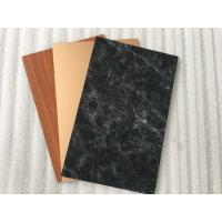 Buy cheap Fireproof Alucobond Composite PanelsACM Building MaterialWith Cold Resistance product