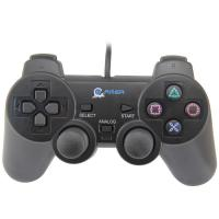 Buy cheap Wired USB Game Controller Shock Vibration Joystick Game Padeasy Grab Buttons from wholesalers