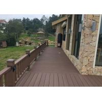 Buy cheap WPC - Wood Plastic Composite Hollow & Solid & Arched Decking Floor Board from wholesalers