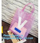 Buy cheap PVC Mini Letter Printed Handbag Clear Laser Shoulder Bag For Women Children, travel gift garment wine makeup shoulder ha from wholesalers