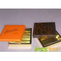 Buy cheap Square Cardboard Packaging For Food , Varnish , Aqueous Coating from wholesalers
