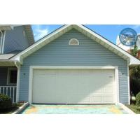 Buy cheap Tilt Up Lifting Overhead Garage Doors Steel Sheet With Single Track from wholesalers