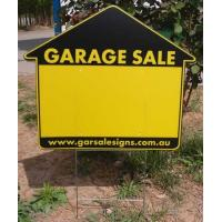 China Garage Sale Signs on sale