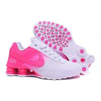 Buy cheap Pink Red Women's Nike Shox Deliver Shoes Black  Sneakers Euro Size 36-40 US 5-8 Shipping With Original Box 80% OFF from wholesalers