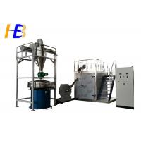 Buy cheap TPU /  ABS Plastic Material Grinders , Tumbler Sieving Pulverizer Machine For Powder from wholesalers