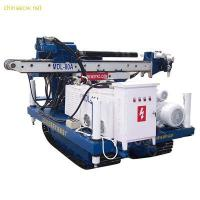 Buy cheap High Efficiency Full Hydraulic Skid Mounted Drilling Rig Depth 50 - 60 m from wholesalers