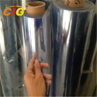 Buy cheap Transparent Protective Plastic Film Sheet , Flexible Clear PVC Film Rolls product