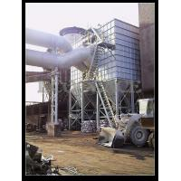Buy cheap Cement Plant Pulse Jet Fabric Filter / Industrial Bag House Filter Dust Collector from wholesalers
