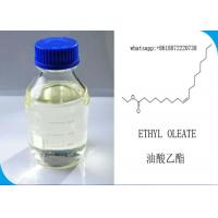 Buy cheap Ethyl oleate CAS: 111-62-6 Steroid Solvent Colorless Liquild EO from wholesalers