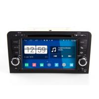 Buy cheap 2DIN android car dvd android 4.4.4 HD 1024*600 for Audi A3 with 4 Core CPU, Mirror link product