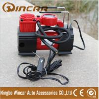 Buy cheap Auto Mini Air Compressor/12v dc Electric Air Compressor/Portable Tire Inflator from wholesalers