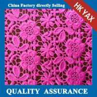 Buy cheap China factory YAXL-E1587 cord lacefabric,new design cord fabric lace,fashion cord lace fabric from wholesalers