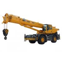 Buy cheap RT25 High Power Rough terrain Boom Truck Crane QSB6.7- C190 Engine from wholesalers