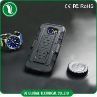 Buy cheap 3 in 1 Heavy Duty Samsung Cell Phone Cases Full Coverd Rugged Phone Case from wholesalers