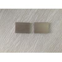 Buy cheap Sintered Neodymium Iron Boron Magnets Permanent Magnetic F 2.5 * 2.5 * 1.6mm from wholesalers