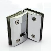 Buy cheap 90 degree Glass to Glass Hinge from wholesalers