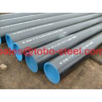 Buy cheap ASTM A 106 Gr. B seamless steel pipe  for high-temperature service pipes from wholesalers
