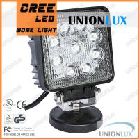 Buy cheap Cree New 27w car led tuning light led work light for car truck product