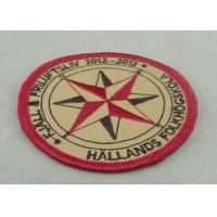 Buy cheap Clothes Custom Embroidery Patches USA Military Personalized Patches from wholesalers