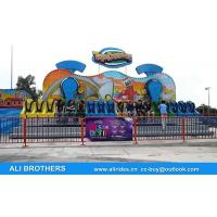 Buy cheap thrilling  top dancer ride Amusement park equipment Crazy waves Miami rides for sale from wholesalers