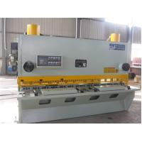 Buy cheap QC11Y-16x3200 CNC Guillotine Shear from wholesalers