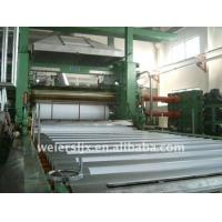 Buy cheap Full Automatic PVC Plastic Sheet Extrusion Line , PVC Banner Machinery from wholesalers