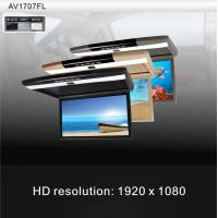 Buy cheap 17.3inch Car Flip Down Monitor 1920 x 1080 Super Slim Wide Screen from wholesalers