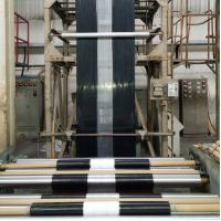 Buy cheap Black and white alternating mulch film plastic film for weeding 10mic 0.01mm thickness 5kg agricultural film from wholesalers
