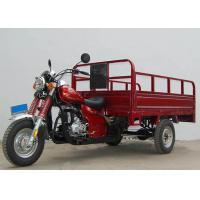 Buy cheap Three Wheel 150cc Cargo TricycleGasoline Power Cargo Transportation Application from wholesalers