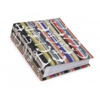 Buy cheap Anchor stripe small slip-in photo album from wholesalers
