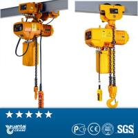 Buy cheap YUANTAI 3 ton electric chain hoist from wholesalers