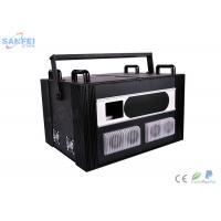 Buy cheap 15W RGB Multi Color Animation Disco Laser Light / / Sound Active / DMX512 from wholesalers