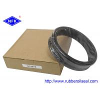 Buy cheap Bulldozer D85 Parts Floating Oil Seal , Rubber Piston Seals High Pressure Resistant from wholesalers