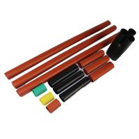 Buy cheap 10kV Professional cable accessories 3 core indoor heat shrink cable termination insulated cable accessories from wholesalers