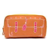 Buy cheap Make Up toiletry promotional fashion cosmetic Storage Travelling Storage bag pencil case from wholesalers