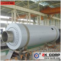 Buy cheap Industrial Ball Mill / Ball Mill in Cement Plant / Production Cement Clinker by Ball Mill from wholesalers